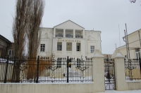 ДонХлебБанк на Комитетской, ранее больница