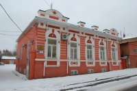 Комитетская, Квартирно-эксплуатационная часть (КЭЧ) Новочеркасска