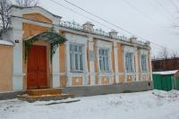 Дом, где проживал Ленгник