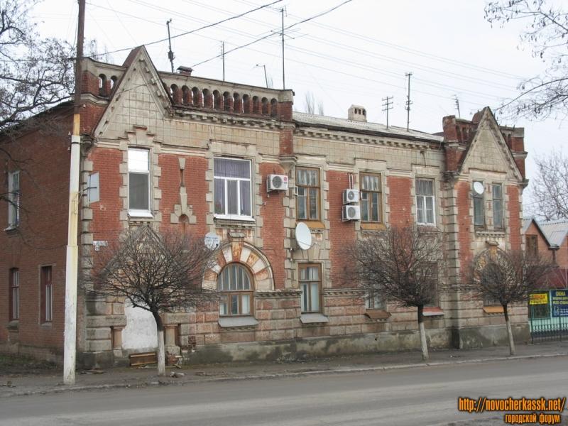 Угол проспекта Баклановского и Ленгника