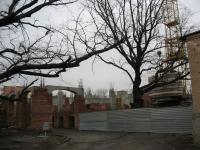 Строительство нового корпуса ЮРГТУ (НПИ)