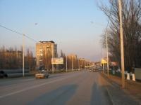 Баклановский проспект. Закат