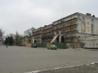 Реставрация Атаманского дворца