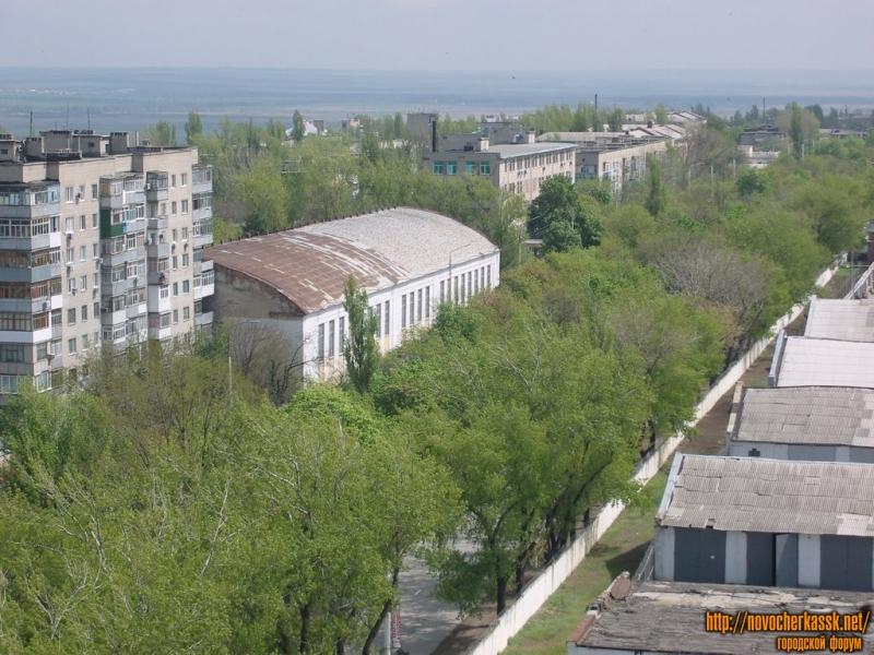 Проспект Баклановский с 14-тиэтажки