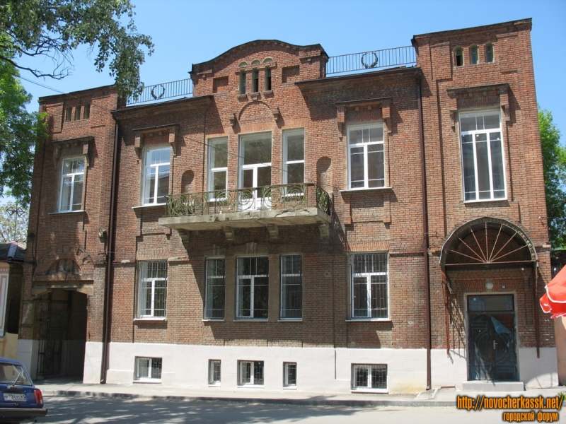 Бывшее здание музыкальной школы, Комитетская