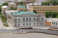 Восстановление бывшего здания Дворянского собрания