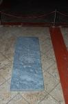 Захоронение Атамана Платова в нижнем храме Собора