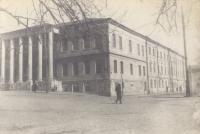 Угол Александровской и Атаманской, бывш. гостиница Европейская