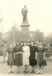 Памятник Ленину, 1954 год