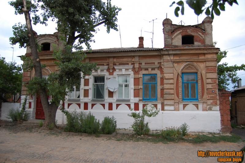 Улица Грекова, 34