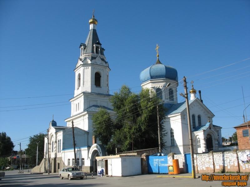 Платовский пр, 77А, Свято-Михайло-Архангельский храм