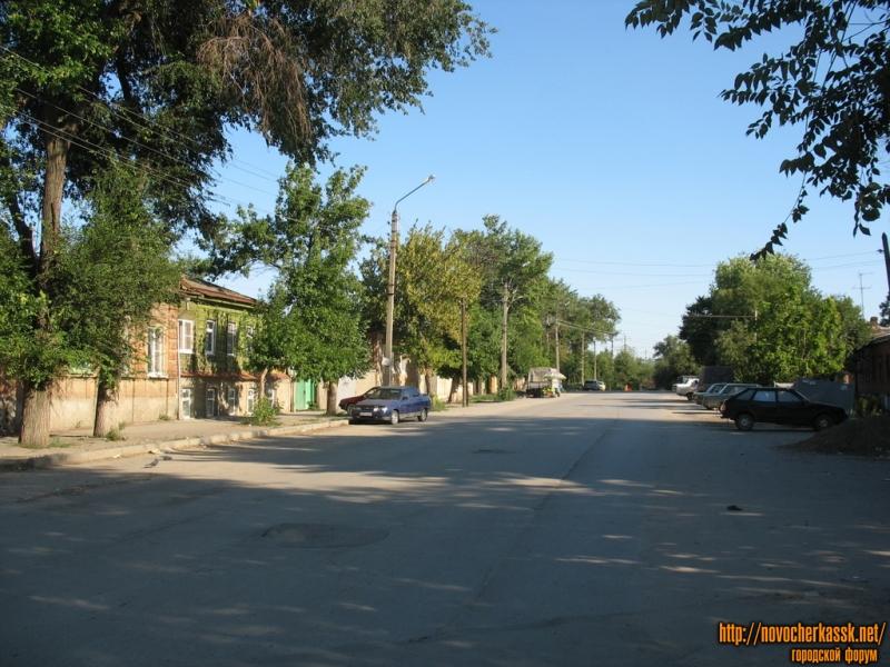 Михайловская улица, вид от Азовского рынка
