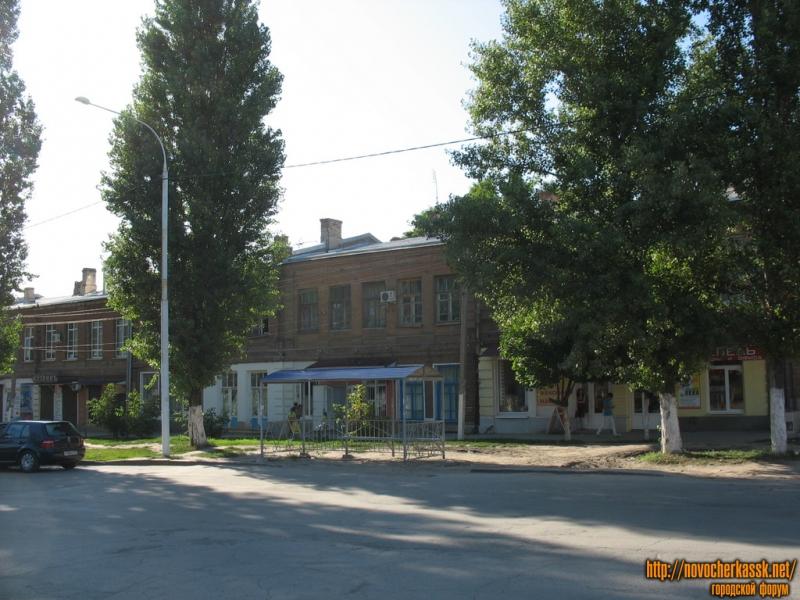 Платовский проспект, 120, район Аз. рынка