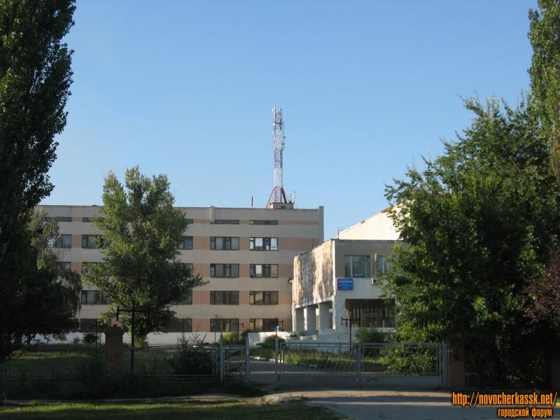 Баклановский проспект, Институт Виноградарства и Виноделия