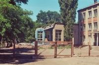 Октябрьский, 1997 год, 11-я школа, обрушение спортзала