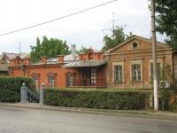 Пушкинская улица между Комитетской и Красноармейской