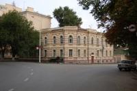 Пересечение Московской и пл. Троицкой