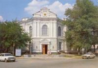 Музей истории Донского казачества, перекресток Атаманской и Платовского проспекта