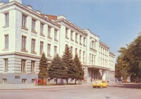 Театр имени Комиссаржевской, Атаманская улица