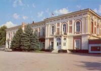Атаманский дворец (на момент съемки - здание Горисполкома)