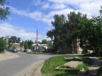 Кривошлыкова. Вид с площади Чапаева