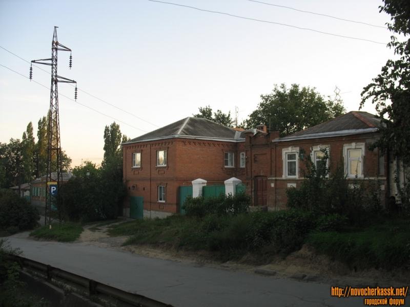 Михайловская, балка