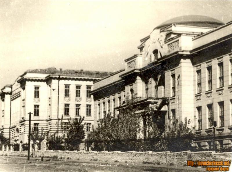 Химический Факультет ЮРГТУ (НПИ)