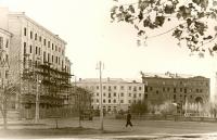 Площадь Троицкая (ранее Революции)