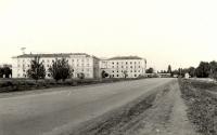 Баклановский проспект и пересечение с ул. 26 Бакинских комиссаров