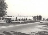 Баклановский проспект. Новый район Черемушки и кинотеатр Космос