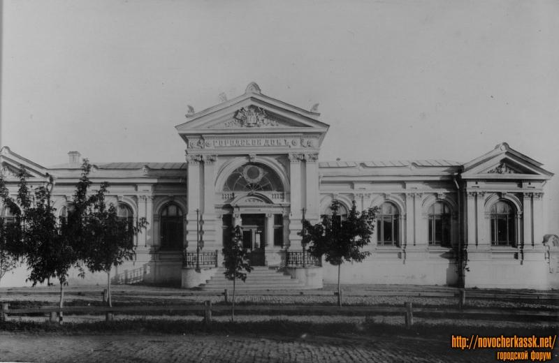 Городской дом (ул. Просвещения)