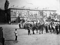 Вид Атаманского дворца