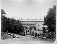 Атаманский дворец. Вид со внутреннего дворика