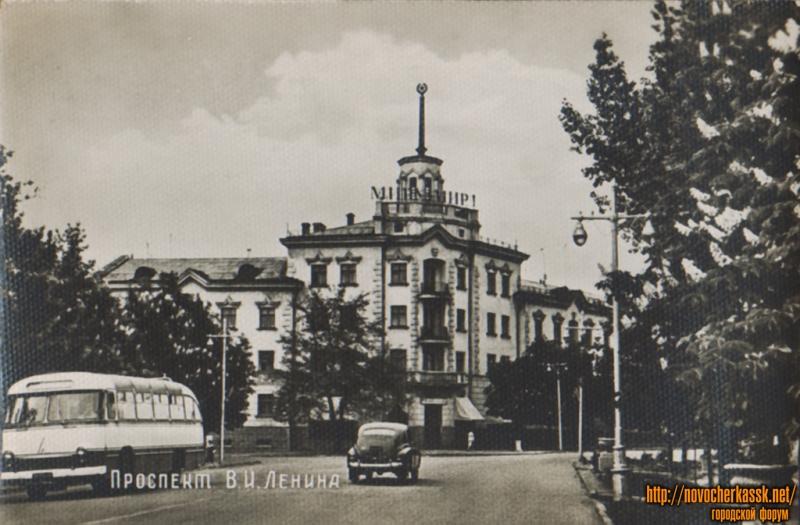 Пересечение Московской и Кривопустенко