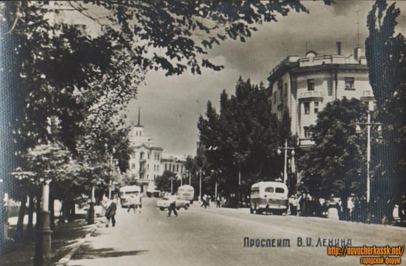 Проспект Ленина (Московская)