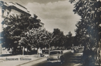 Проспект Платова (Ныне Баклановский проспект)