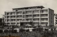 Гостиница Огонек