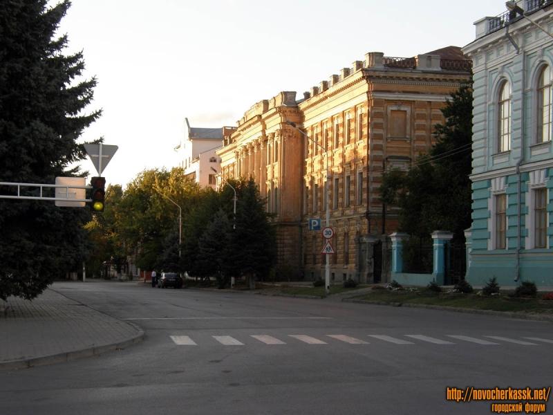 Атаманская, Новочеркасский Аграрный техникум