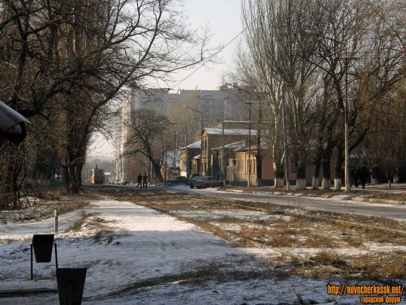 Ул. Троицкая от Михайловской в сторону Первомайской