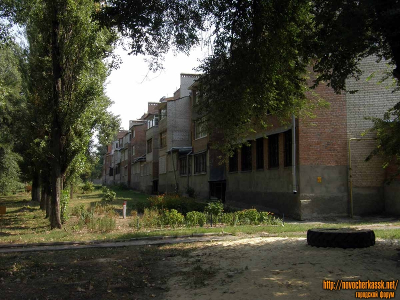 Жилой дом на Баклановском
