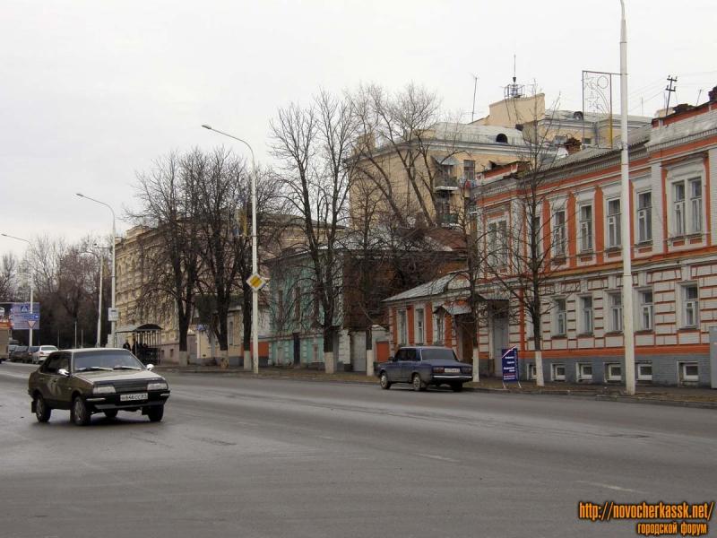 Московская между пл. Троицкой и Кривопустенко