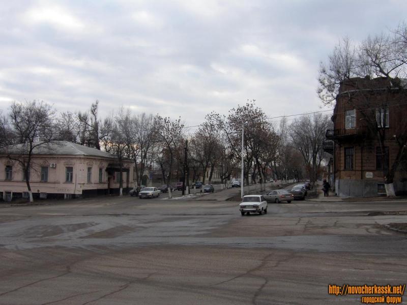 Александровская от Красного спуска в сторону Атаманской