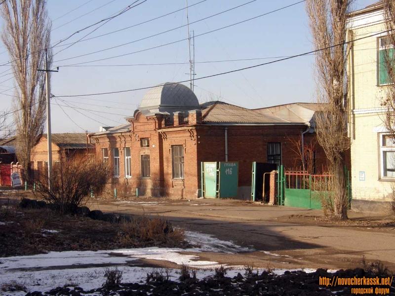 ул. Грекова в районе Пивзавода