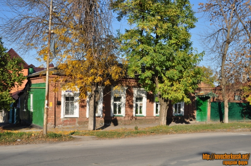 Улица Буденновская, 36