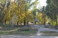 Мацоты. Заброшенный детский парк на пос. Октябрьском