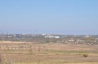 Вид на Промрайон с ул. Ленгника
