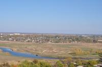Вид на Хотунок с ул. Ленгника