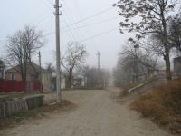 Кавказская. Вид от Красного спуска