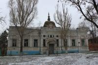 Богдана Хмельницкого, 1. Дом Цикунова. Инфекционная больница