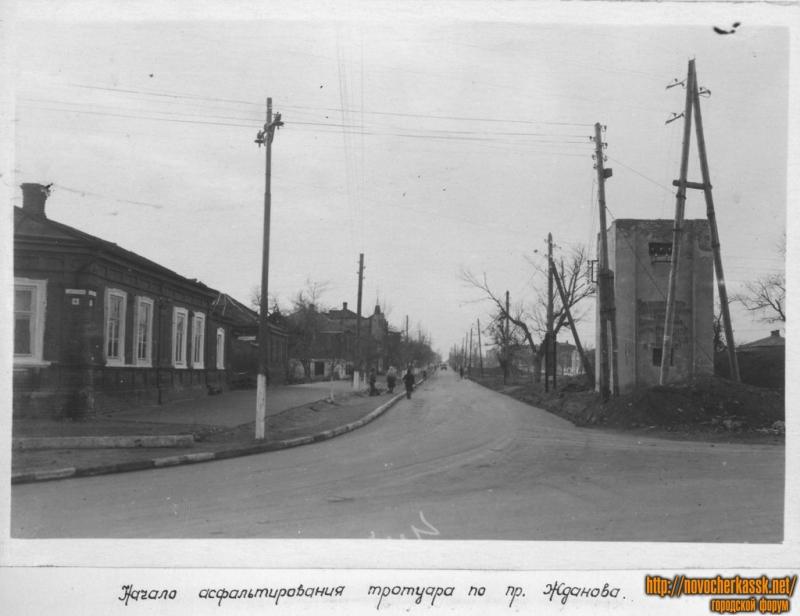 Проспект Баклановский (Жданова)